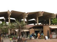 Main Market of Ouagadougou